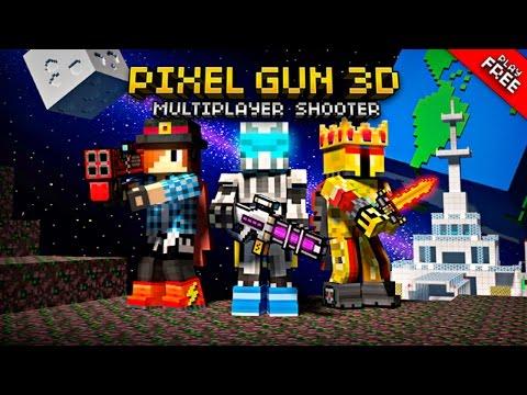 Pixel Gun 3D Стрим - Игра с Подписчиками часть 2