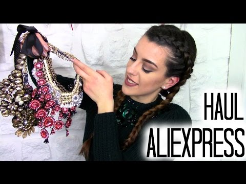 HAUL ALIEXPRESS  ❤ SPECIAL COLLIERS  ❤
