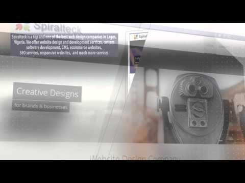 Web design company Lagos Nigeria | Spiralteck.com