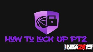 NBA 2K19 Defensive Tips and Tricks: HOW TO GUARD DOUBLE POST SCORERS ON 2S AND POST SCORERS!!!