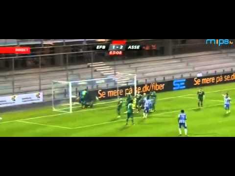 Esbjerg fB –  St Etienne  4   3 Résumé et tous les buts de ce super match