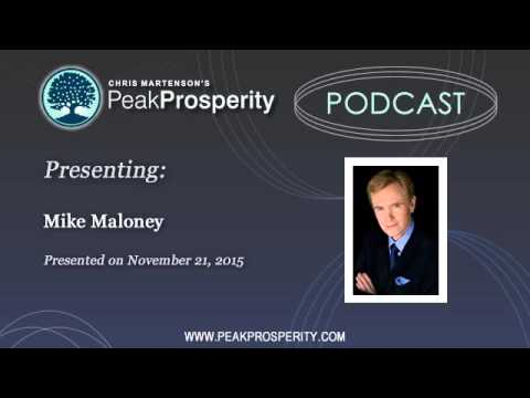 Mike Maloney: The Rollercoaster Crash