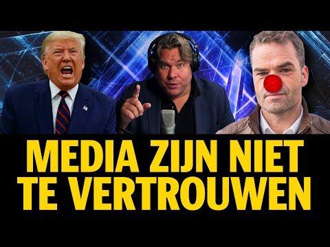 MEDIA ZIJN NIET TE VERTROUWEN - DE JENSEN SHOW #53