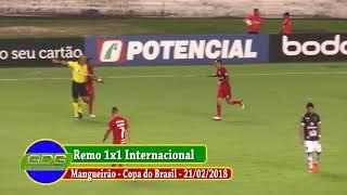 Baixar TV EDSON MATOSO- PRINCIPAIS LANCES REMO 1X2 INTERNACIONAL-COPA DO BRASIL