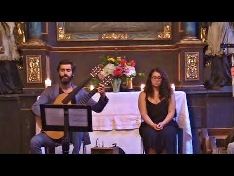 Concierto de Opera y Guitarra en Pöglhofkapelle, Bruck/Mur. Austria