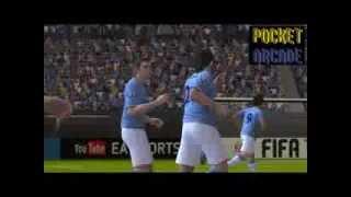 Pocket Arcade - FIFA 2014 Gameplay