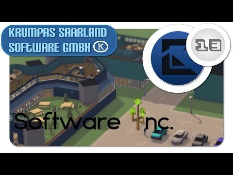 Let's Play Software Inc. - Krumpas Saarland Software GmbH #013 Monopol wird aufgebaut [HD/Deutsch]
