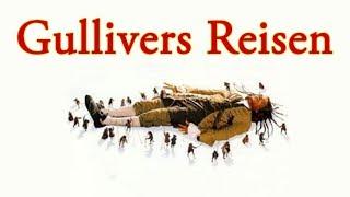 Gullivers Reisen  (Cartoon in voller Länge, kompletter Klassiker auf Deutsch, ganzer Film)
