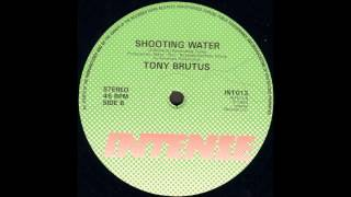 Tony Brutus ‎- Water Pistol