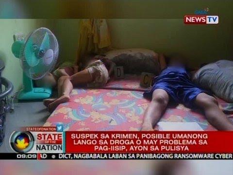 SONA: 2 suspek sa pamamaslang sa limang magkakaanak sa Bulacan, tukoy na raw ng otoridad