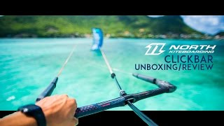 Unboxing & Testing the New North Kiteboarding Click Bar