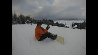 Snowboard Toplita, Harghita 2019