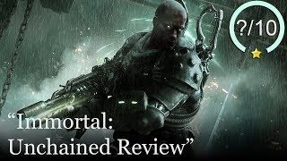 Immortal: Unchained Review [PS4, Xbox One, & PC]
