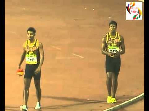 South Asian Games 2016 - SAG - Relay 100x4 Finals - Men & Women