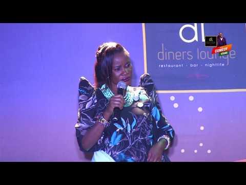 Alex Muhangi Comedy July 2017 - Ssenga Justine Nantume