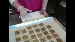 Cajun Crackers And Dip, Creative Cajun Cooking, Bree Babin And Sean Turner