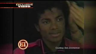 Michael Jackson-Thriller Photo Shoot