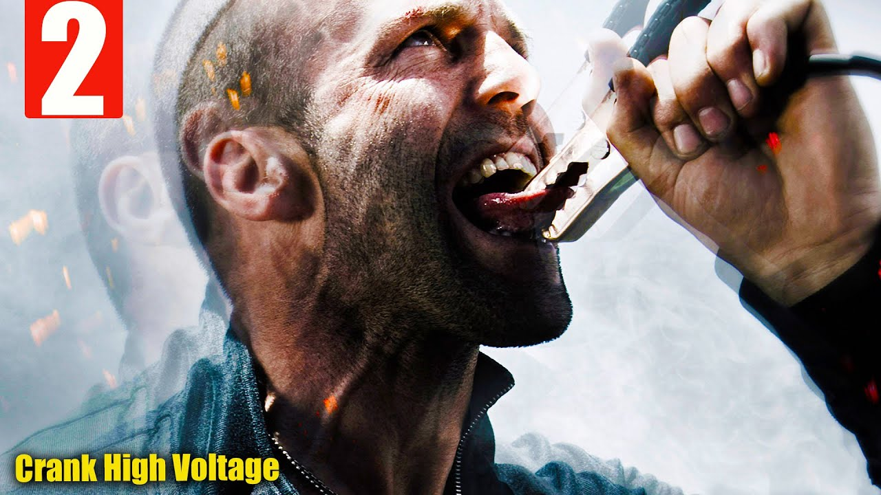 Download Crank High Voltage Explained In Hindi    Action Movie Explained In Hindi    
