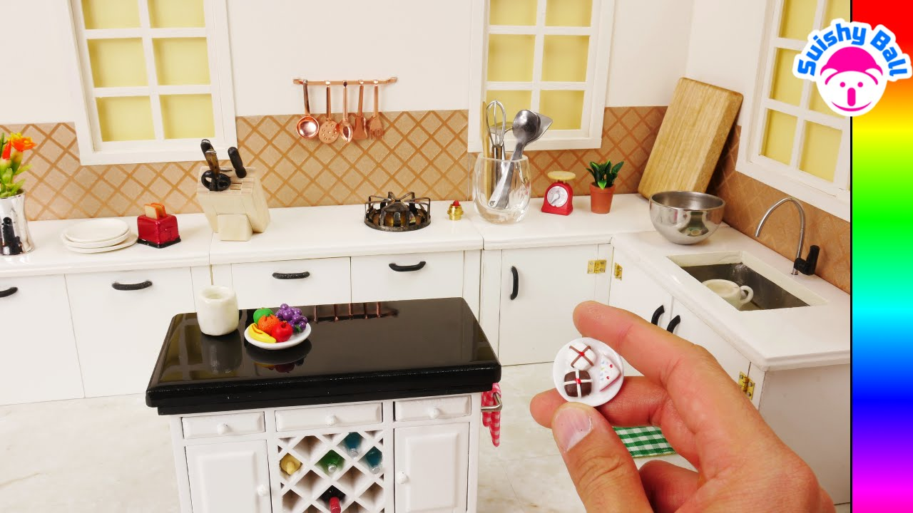 Kitchen Miniature Matt I Made This And It Really Works Youtube