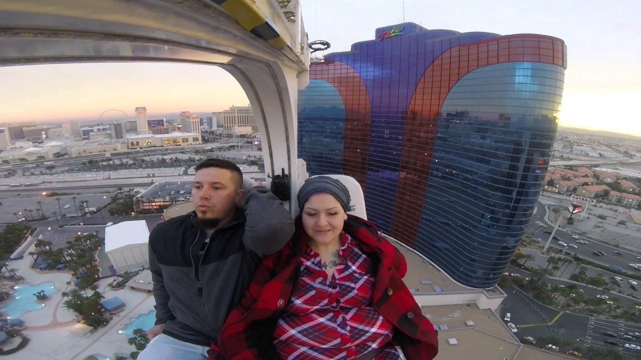 Voodoo Zipline Rio Las Vegas Can You Say Scared Youtube