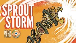 Instant Deck Tech: Sprout Storm (Pauper)