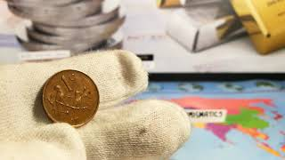 --Coin to Coin Around the world! Episode 4 - South Africa - Coins by Ancient Numismatics!!!--