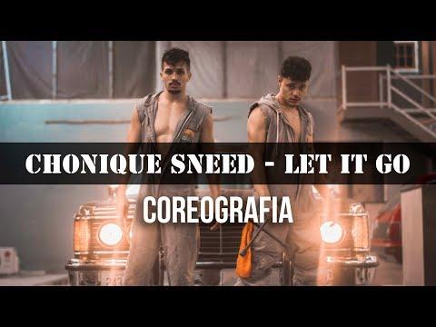 Let It Go - Chonique Sneed  Coreografia Gibson Moraes