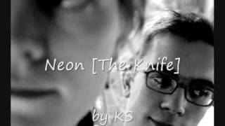 Neon [The Knife] cover