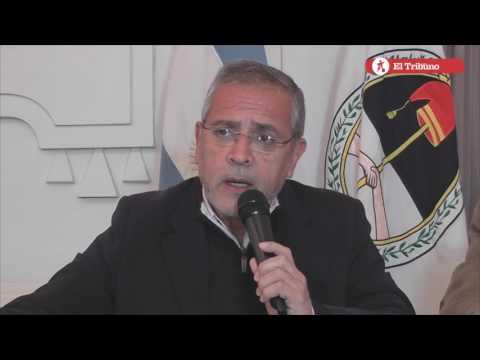 Ingenio La Esperanza: Conferencia del ministro Abud Robles
