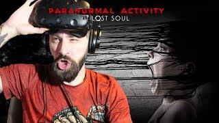 ПАРАНОРМАЛЬНОЕ ЯВЛЕНИЕ ИГРА►Paranormal activity: The Lost Soul►#1