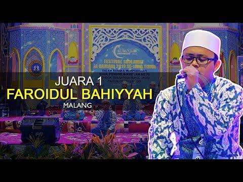 Download Faroidul Bahiyyah | TERBAIK 1 Fesban PP. Nurul Jadid Paiton 2019