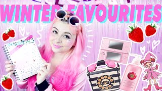 WINTER FAVOURITES ♡ Betsey Johnson, Body Shop, Magical Girl Anime and more!