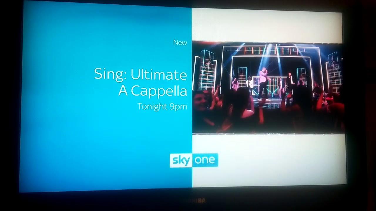 Sky One Programm