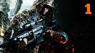 Прохождение Sniper: Ghost Warrior 2 - Часть 1: Нет связи