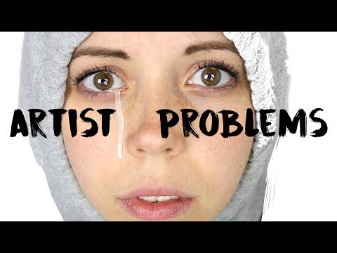 Young Artist Problems + Struggles