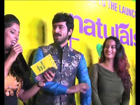 Naturals cafe open in nungambakam Bighbhaash winners open the cafe at chennai