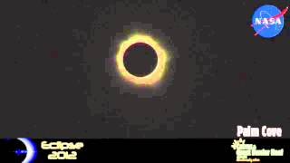 TTNQ / NASA Official webcast of the Total Solar Eclipse November 14th 2012 Thumbnail