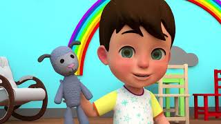 Baa Baa Black Sheep Song   Nursery Rhymes   Funny Bunny