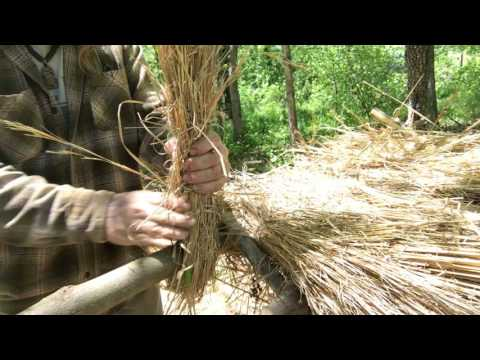 Grass Thatching