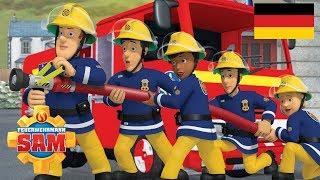 Feuerwehrmann Sam Deutsch Neue Folgen | Der Pontypandy Gokart Cup -  1 Stunde | Cartoon für Kinder