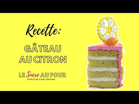 recette-de-gâteau-au-citron