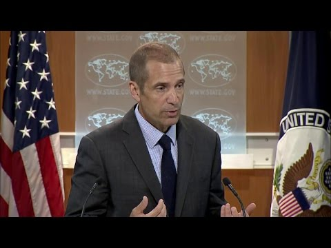 Daily Press Briefing - April 27, 2016
