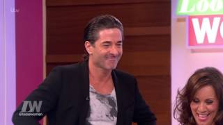 Jake Canuso Surprises Sherrie On Her Leaving Show! | Loose Women
