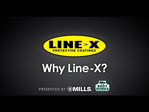 The Bodyworks presents - Why Line-X?