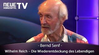 Götz Wittneben im Gespräch mit dem Reich-Kenner Prof. em. Bernd Senf