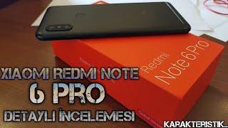 Xiaomi Redmi Note 6 Pro Detaylı İnceleme-Fiyat Performans eşittir Kamera ve Batarya 👍