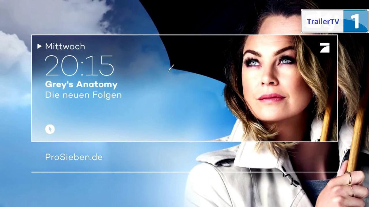 Grey\'s Anatomy - Trailer | ProSieben (German) 2016 - YouTube