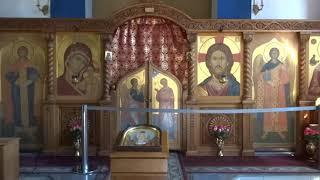 Православная церковь, Храм Николая Чудотворца в Лазаревском. 14 мая 2019