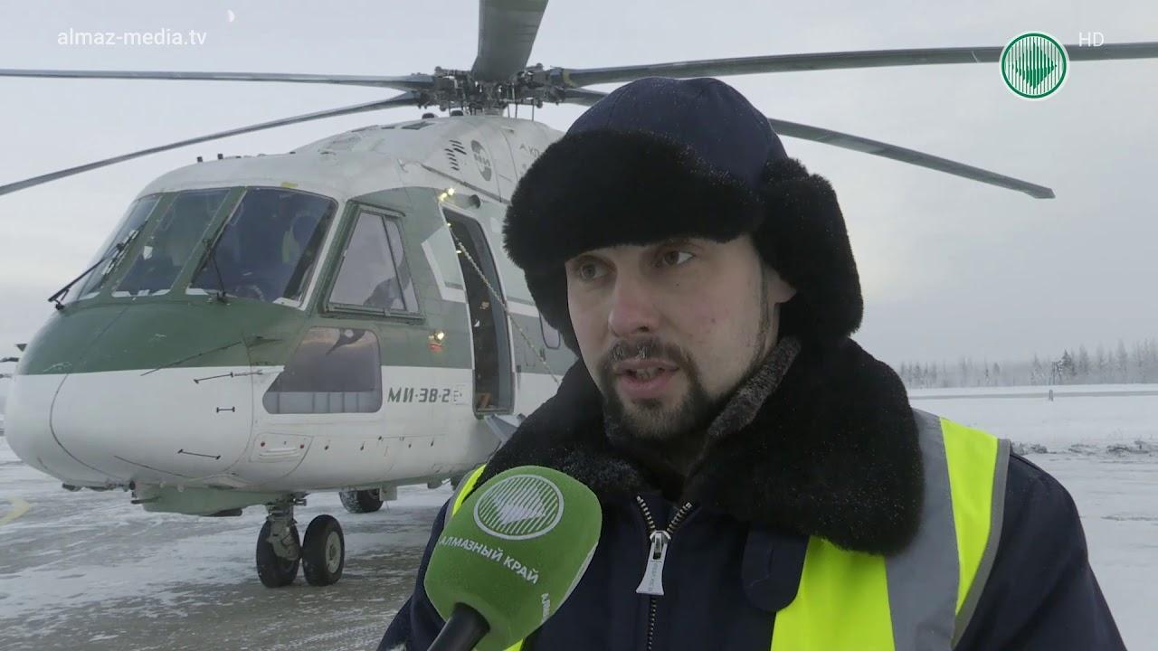 Новейший вертолёт Ми-38-2 прошёл заводские испытания