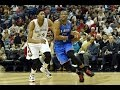 Westbrook and Davis Put Up Big Stats in Duel   12/21/16